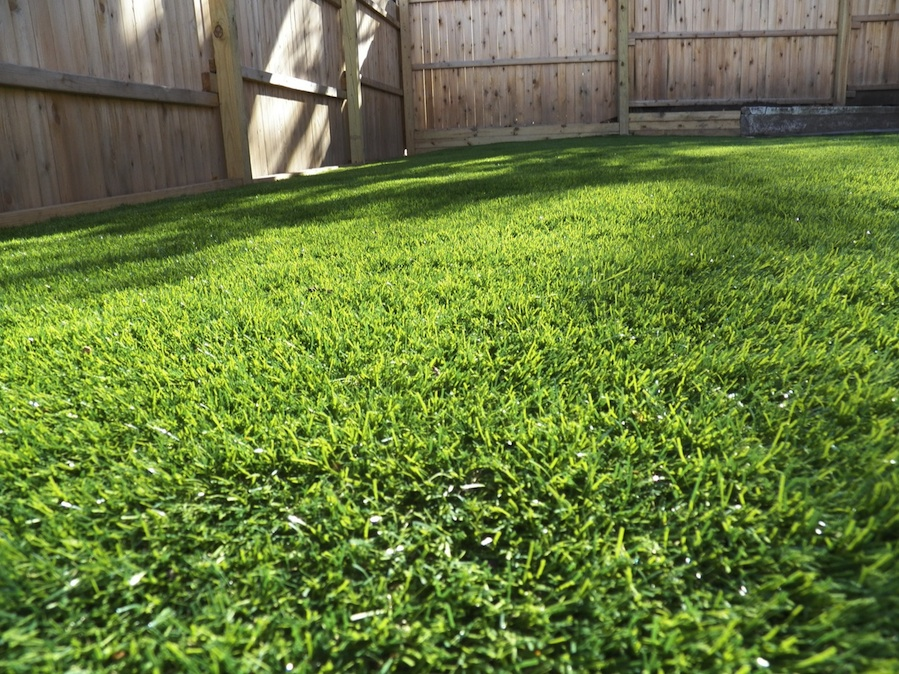 artificial lawn fence