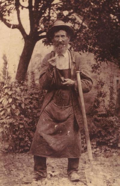 Meinrad Sattler 1925