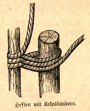 tying tree